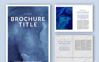 Proposal/Brochure Layout - InDesign Magazine Templates
