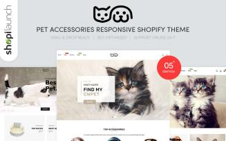 CwPet - Pet Shop Responsive Shopify Theme