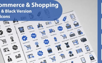 E Commerce and Shopping Icon