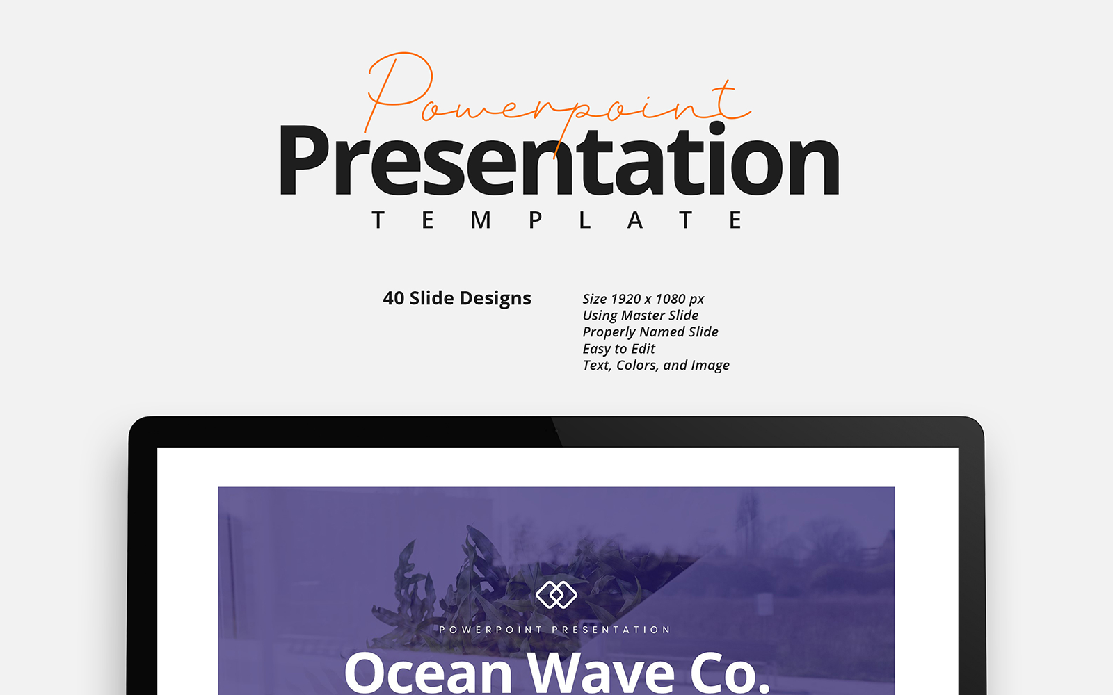 Creative Corporate PowerPoint Presentation Template