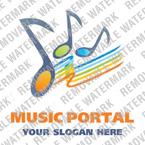 Music Logo  Template 17321