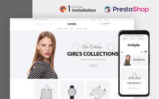 Instyle Fashion PrestaShop Theme