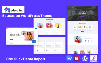 Educating – Education WordPress Theme