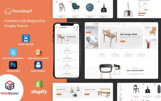 Furnimart - Furniture Multipurpose Shopify Theme
