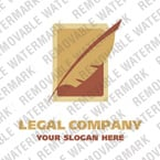 Law Logo  Template 17441