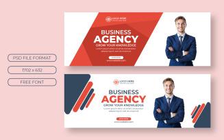 Business Facebook Cover Social Media