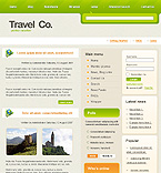 Joomla: Travel Joomla Templates