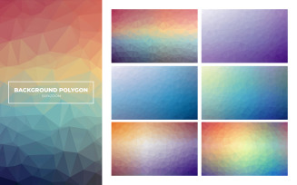 Background Polygon