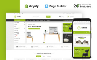 Flory Furniture Store Shopify Theme