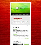 Flash: Web Design Web Design Flash Site CSS Flash 8 Web 2.0 Templates