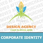 Web design Corporate Identity Template 17665