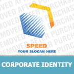 Corporate Identity Template 17669