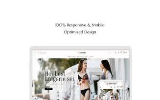 TMVogaza - Swimwear & Lingerie Fashion Prestashop Theme
