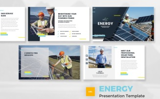 Energy - Renewable Energy Google Slides Template