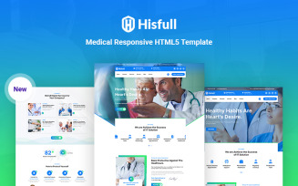 Hisfull - Medical Responsive HTML5 Website Template