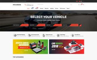 MixxStore - Responsive Shopify Theme