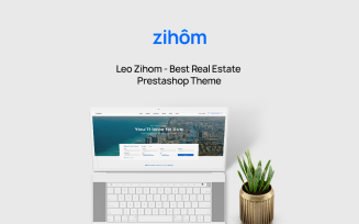 TMZihom Prestashop Real Estate Theme