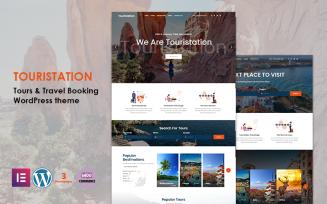 Touristation - Tours and Travel Booking WordPress Theme