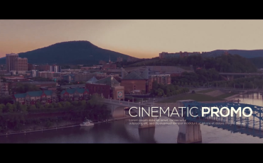 Cinematic Opener For Premiere Pro