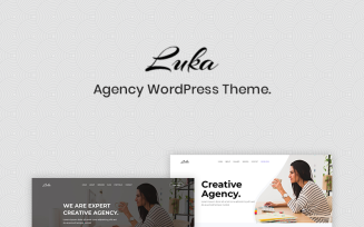 Luka – Agency WordPress Theme