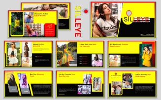 SILLEYE- Free Google Slide Presentation Template