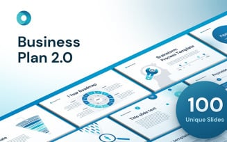 Business Plan 2.0 for PowerPoint