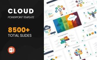 Cloud - Multipurpose PowerPoint Template