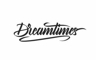 Dreamtimes Lettering Font