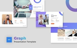 Graph - Investment & Finance Keynote Template