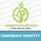 Corporate Identity Template 17804