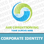 Corporate Identity Template 17809