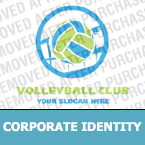 Sport Corporate Identity Template 17810