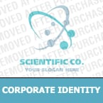 Science Corporate Identity Template 17850