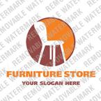Furniture Logo  Template 17857