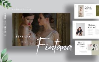 Fintana Fashion Keynote