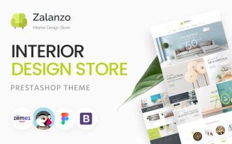 Zalanzo - Interior Design Store PrestaShop Theme