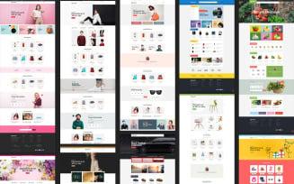 Flipmarto - Multipurpose Website Template