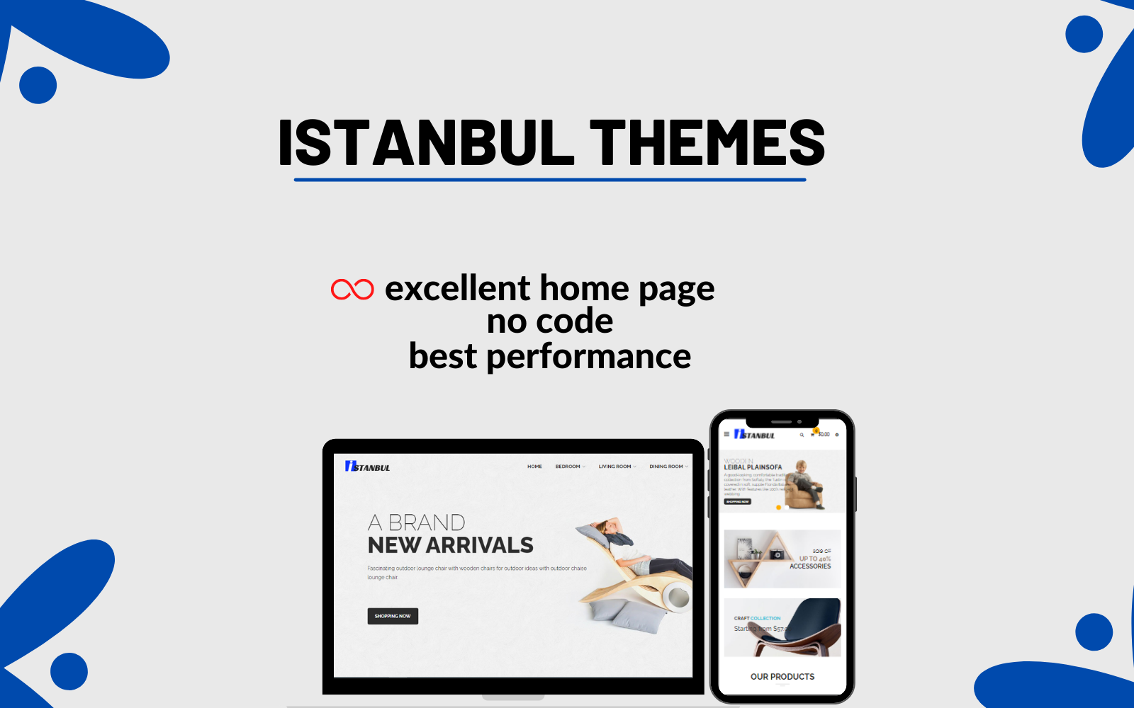 istanbul Themes | Furniture and Wood Opencart