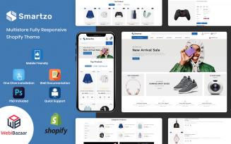 Smartzo - Premium Shopify Template