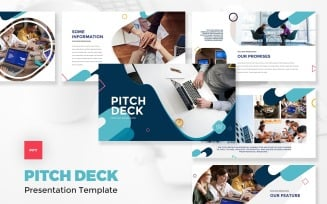 Pitch Deck - Pitch Deck PowerPoint Template