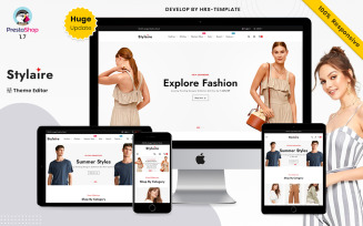Stylaire Fashion Store for Prestashop Templates