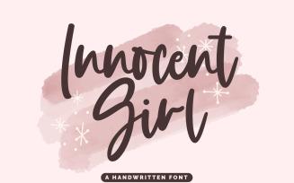 Innocent Girl Fonts