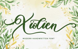 Xiolien Fonts