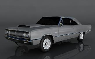 Dodge Coronet 3D Model