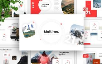 Multima - Multipurpose Powerpoint