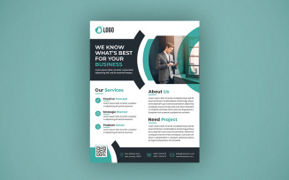 Agency Flyer Design