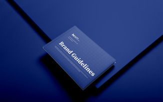 Brand Style Guidelines Corporate identity template