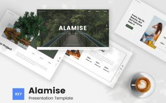 Alamise - Aesthetic Keynote Template