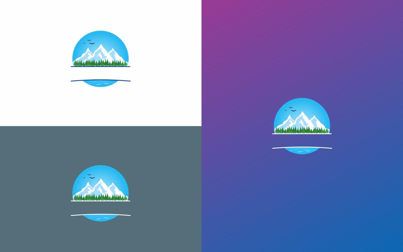 Creative 1 Logo Symbol Design Template