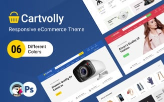 Cartvolly - Mega Store Prestashop Theme